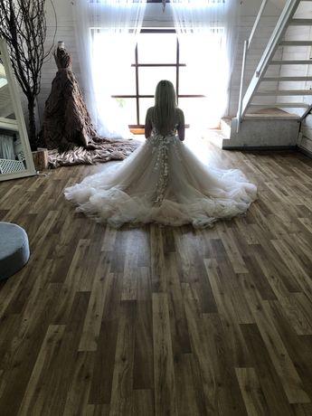 Suknia ślubna Patrycji Kujawy ,,Patrizia''