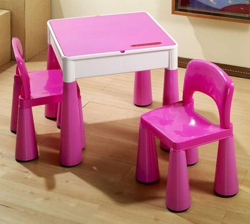 Tega Baby Mammut Стіл+2 стільчики Комплект дитячих меблів