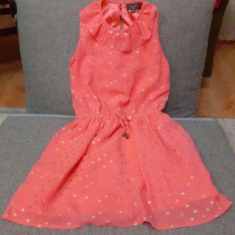 sukienka dla dziewczynki 6-7 lat jak nowa