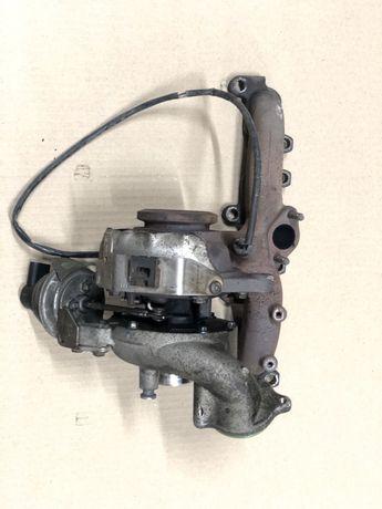 03L 253 016 T турбіна турбина 1.6 TDI CAY Passat B6 B7 Audi Skoda