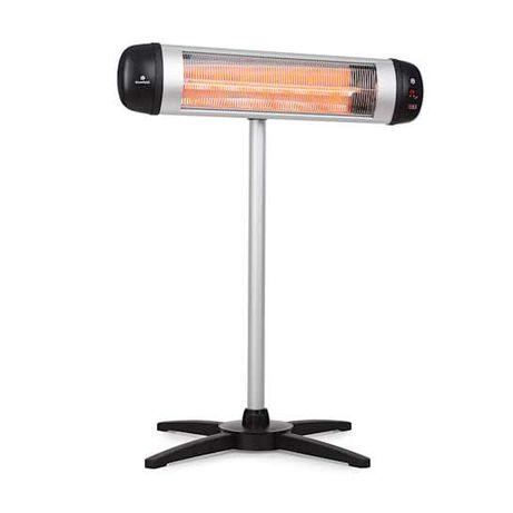 Инфракрасный обогреватель Blumfeldt Rising Sun на ножке 3 уровня