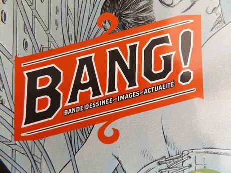 BANG! – Número 1 – Revista de BANDA DESENHADA
