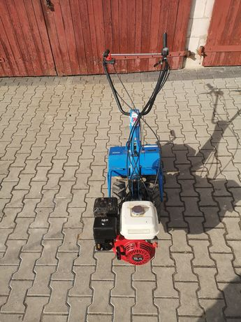 Glebogryzarka traktorek BCS  Honda gx 160 5.5hp