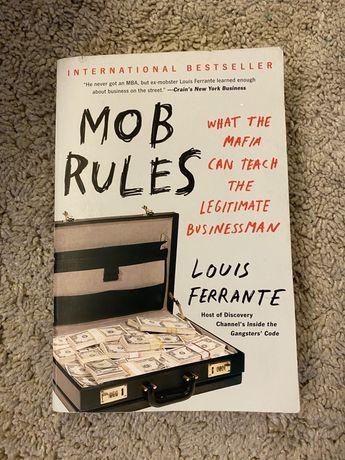 Mob rules - international bestseller - angielska ksiazka