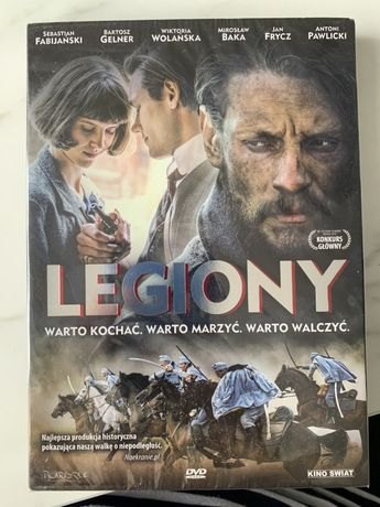 "Polski film ""Legiony"" dvd"