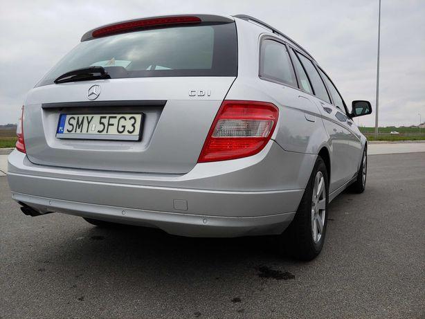mercedes c-klasa 2,2 cdi 2008