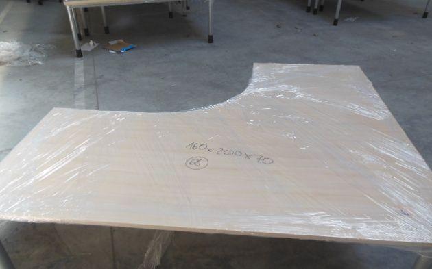 Biurko systemowe 160x200 Skrzyńsko - image 1