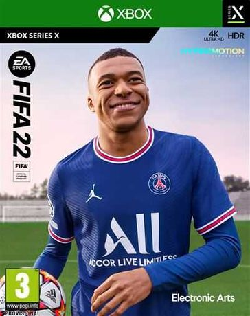 FIFA 22 para a XBOX SERIES X