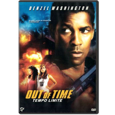 DVD - Out of Time - Tempo Limite (2003) - FILME