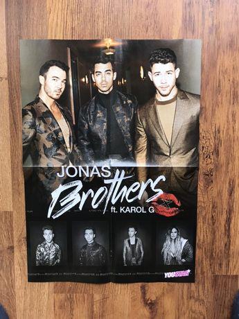 Plakat Jonas Brothers