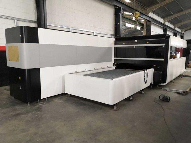 Mesa de corte laser 2kw IPG Novo