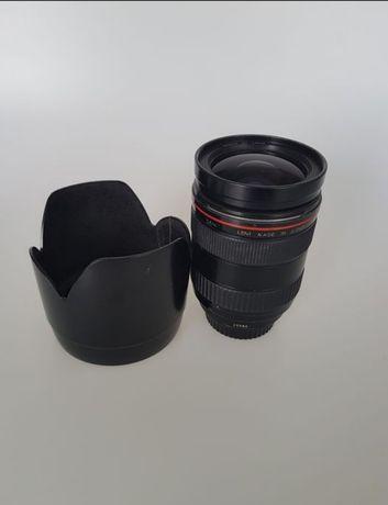 Lente Canon EF 28-70mm 2.8 L