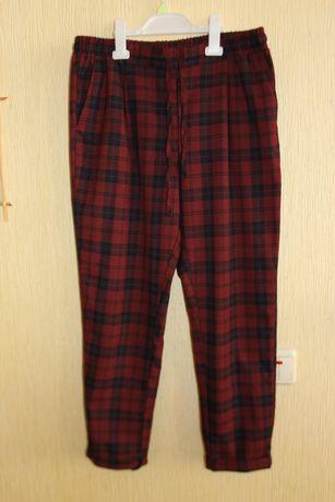 Клетчатые брюки LC WAIKIKI для девочки, девушки. Размер 40 (S-M)