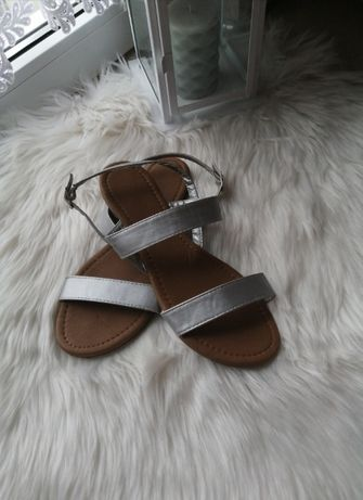 Nowe sandałki - roz. 38/38.5