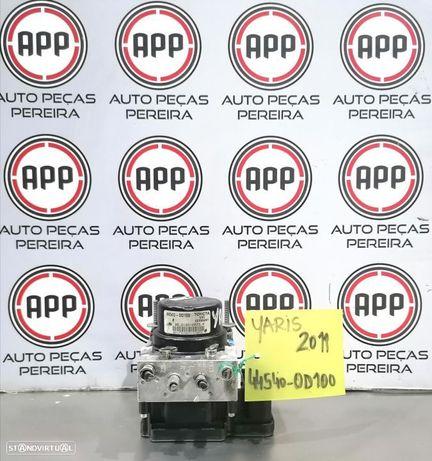 Módulo de abs Toyota Yaris 2011 referência 44540-0D100.