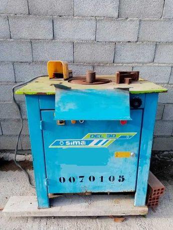 Maquina dobrar Ferro SIMA DEL30
