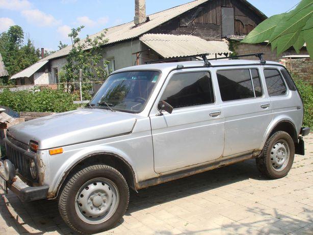 Продам Ниву 2131 (пятидверная) - 3000 у.е