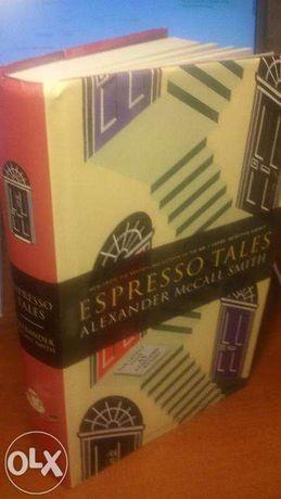 Espresso tales. Книга на английском для чтения
