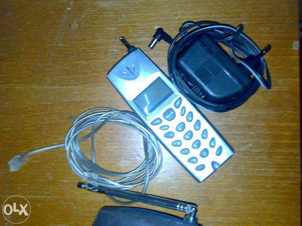 Радиотелефон, переносной телефон, телефонный кабель, адаптер