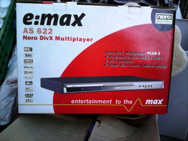 DVD E . Max AS 622 nero Divx Multiplayer