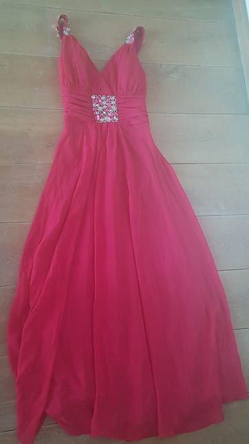 Piękna sukienka na wesele, studniówkę, bankiet