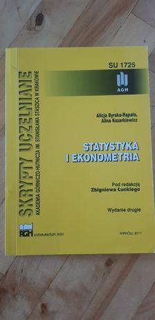 Skrypty uczelniane - Statystyka i ekonometria