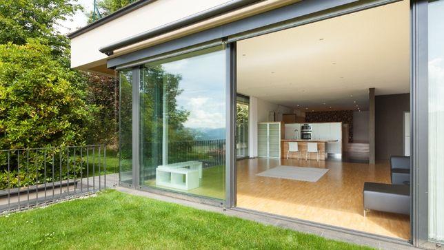 Okna, drzwi, p.poż, witryny, przesuwne producent Aluminiowe, Parapety