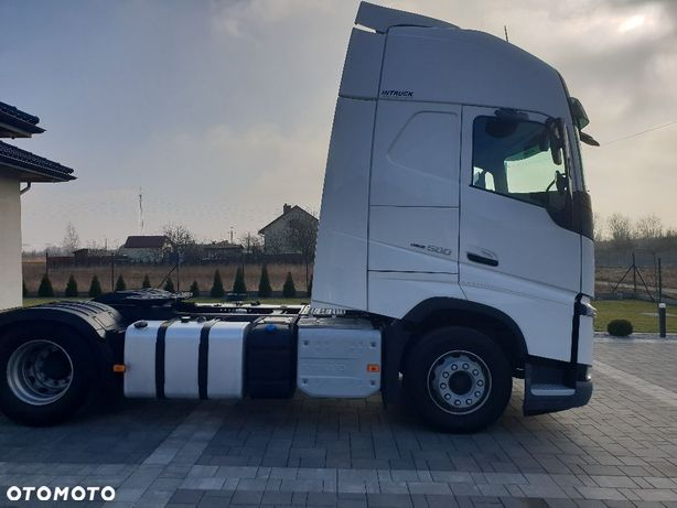 Volvo FH4 500  2017