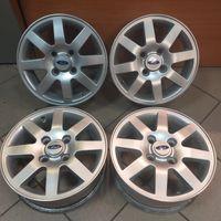 Felgi Aluminiowe FORD ORYG. 5J 14 ET36 4x108 Ka Fiesta
