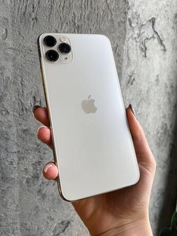 iPhone 11 Pro Max 256GB Silver/ Заходи к нам в шоу рум! Даем гарантию!