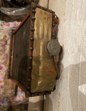 Радиатор МТЗ-80/82, Т-70С, 4-х рядный (латунь)