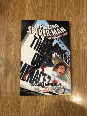 Komiks Marvel - Amazing Spider Man tom 7 Globalna Sieć Marvel Now 2.0