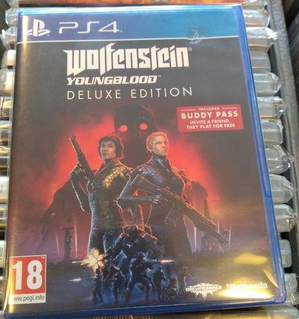 Wolfenstein Young Blood PL PS4 --- możliwość zamany SKLEP