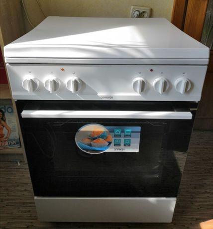 Продам электрическую плиту GorenjeGORENJE E 6121 WD