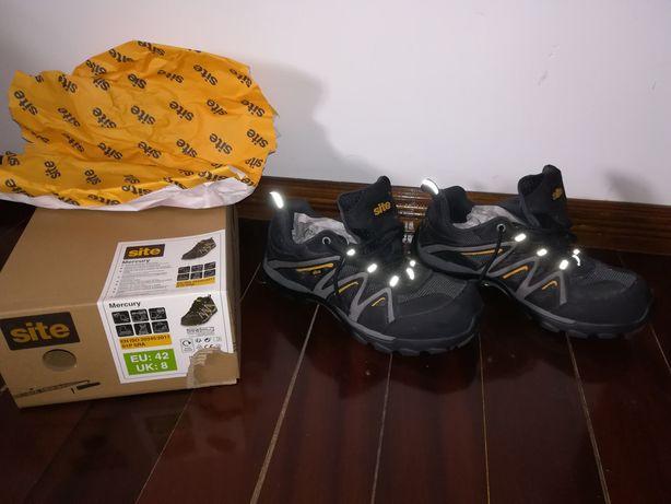 Sapatos / Botas de Segurança n42 NOVOS - Mercury Sport SITE