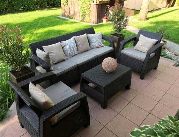Комплект садовой мебели Corfu Set Max, садові меблі, садовая мебель