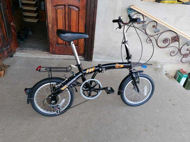 """Розкладний велосипед """"Skamper"""""""