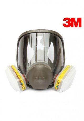 Полнолицевая маска 3М 6800 серии 6000