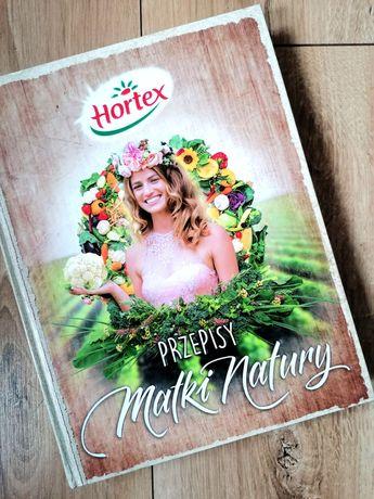 Przepisy Matki Natury Hortex książka kucharska kulinarna posiłki