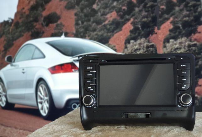 AutoRádio DVD - Android - Audi TT 8j
