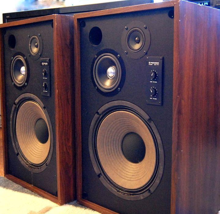 Pioneer CS-711 głośniki,kolumny,speakers vintage Kalisz - image 1