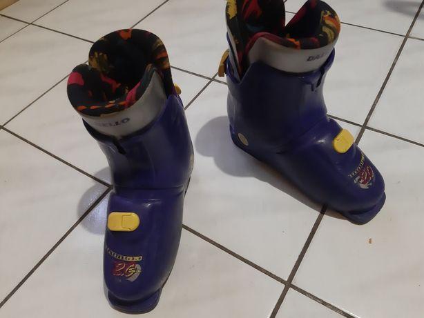 Buty do nart dalbello dzieciece