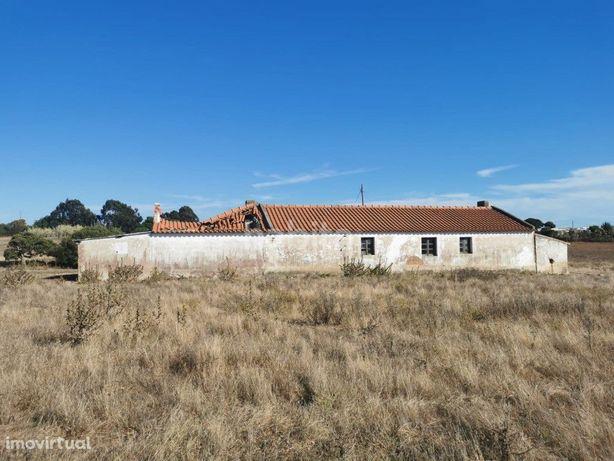 Quinta com ruina - 5,34 hectares - Porto Covo