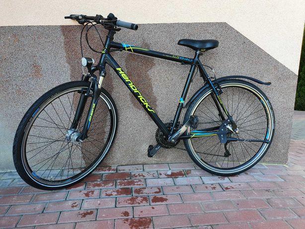 Rower Hendricks CX 640 28 RAMA XL shim SLX  trekkingowy górski SPRAWNY