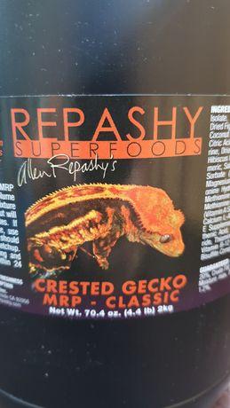 Repashy Classic - znakomita karma dla gekon orzęsiony, świetna cena