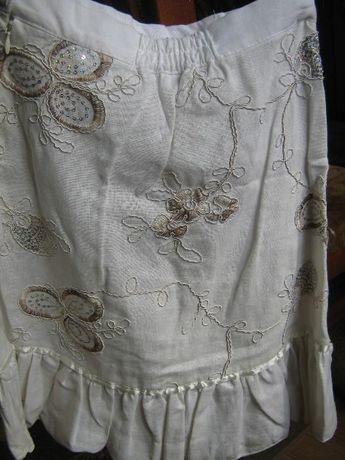 NOWA spódnica elegancka spódniczka rozm. 134, 140