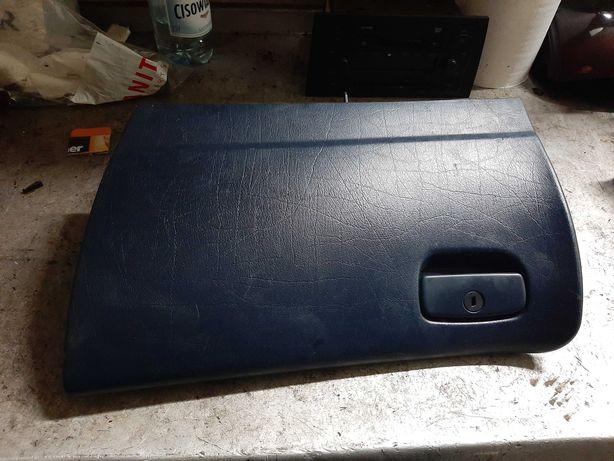 Schowek pasazera ford Galaxy sharan mk1 granatowy niebieski