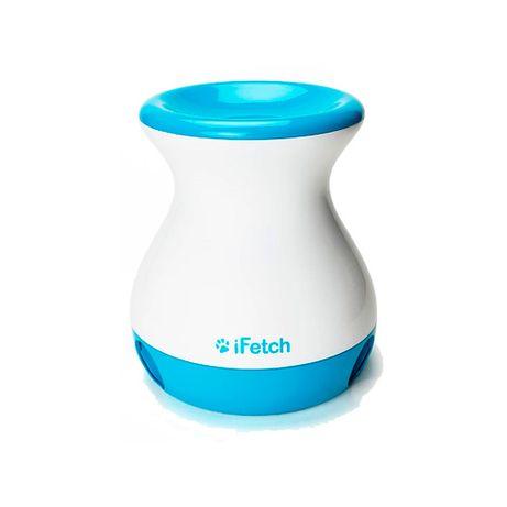 Lançador de bolas automático com diferentes saídas iFetch Frenzy