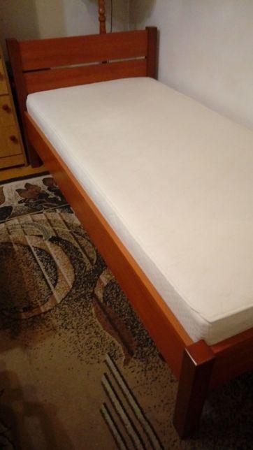 Sprzedam łóżko pojedyncze bez materaca