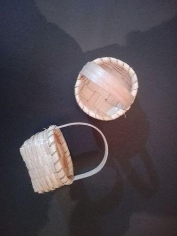 Cesta artesanal (pequena)